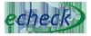 echeck logo